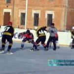 Марьяновские хоккеисты лучшие на турнире