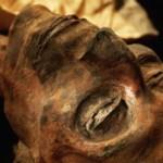 В Марьяновке нашли мумию