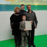 Девятилетний певец из Марьяновки стал «Юным дарованием»