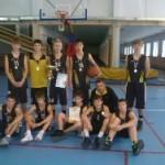 На базе ДЮСШа состоялся четвертый традиционный турнир по баскетболу памяти героя Советского Союза И.С. Пономаренко.