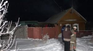 Пожар в Марьяновке