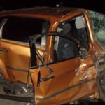 В Марьяновском районе в ДТП погибли 2 человека