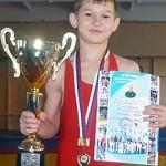 Марьяновцы на областном турнире по греко-римской борьбе