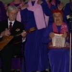 Концерт народного хора ветеранов