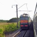 В Шараповке поезд сбил подростка