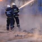 Пожар со смертельным исходом