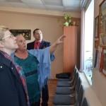 Елена Мизулина посетила Марьяновку