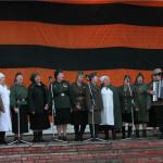 Фото праздник 9 мая в Марьяновке