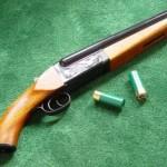 Житель Марьяновки добровольно сдал ружье
