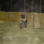 Открытие новой хоккейной коробки