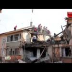 Спасатели ищут людей под завалами в п. Конезаводский