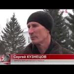 Одиночный пикет жителя Марьяновского района