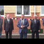 п. Конезаводский — вручение ключей жителям восстановленного после взрыва дома