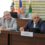Губернатор Назаров посетил Марьяновский район
