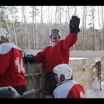 Спортивный праздник Снежинка 2013