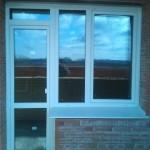 Окна, двери, перегородки пвх