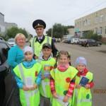 В Марьяновке прошла акция «Сохрани жизнь детям»