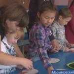 Марьяновский мобильный детский сад стал призером всероссийского конкурса «Область добра»