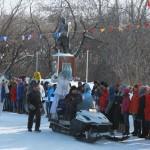 Спортивно-культурный праздник «Снежинка – 2016»