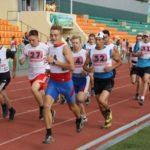 Марьяновские спортсмены завоевали серебро на спартакиаде сельских поселений