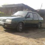 Продам машину ВАЗ 21099