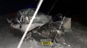 авария марьяновка декабрь 2017