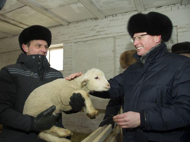 Бурков в марьяновке