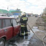Пожары на транспорте — меры безопасности