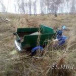Марьяновские полицейские по горячим следам раскрыли угон мотороллера