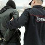 Марьяновскими полицейскими задержан вор-рецидивист
