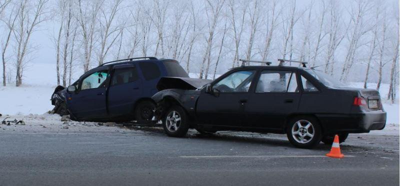 авария 17 декабря марьяновский район