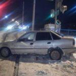 Житель Марьяновского района за ночь вскрыл магазин и угнал автомобиль