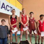祿♂ Марьяновские борцы успешно выступили на областных соревнованиях