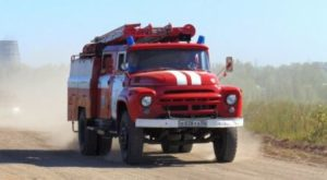 Пожар дачи марьяновка
