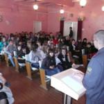 В Марьяновских школах прошел «Родительский час» с полицией