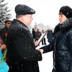 В Марьяновке состоялось вручение свидетельств передовикам производственных участков, занесенных на районную Доску почета