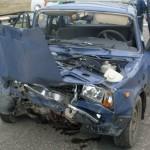 В Марьяновке произошло ДТП