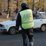 В Марьяновке инспектор ГИБДД задержан за получение взятки
