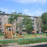 В год здоровья детей на ул. Южной построили детскую площадку