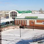 Зима в Марьяновке