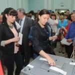 Виктор Назаров победил на праймериз в Марьяновском районе