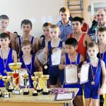 Марьяновские борцы успешно выступили на борцовском турнире