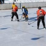 Хоккейный турнир в Марьяновке