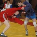 Марьяновские самбисты лучшие на турнире в Омске