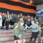 9 мая в Марьяновке прошли мероприятия посвященные Дню Победы