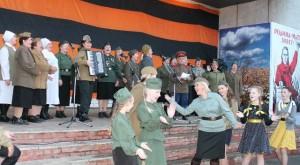 9 мая Марьяновка