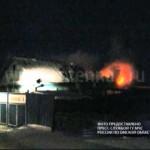 В Марьяновском районе от отравления угарным газом скончались женщина и ее сын