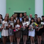 Медалисты выпускники СШ Марьяновского района