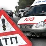 В ДТП в Марьяновском районе погиб водитель