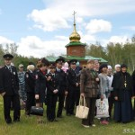 Полицейские семьи посетили Свято-Серафимовский женский монастырь